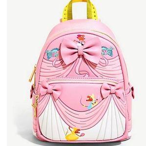 Disney Loungefly mini backpack Cinderella